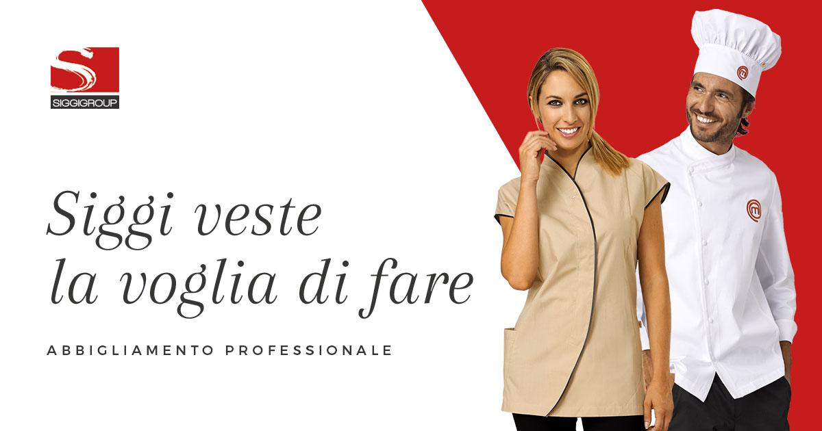 Siggi Group - Abbigliamento professionale e abiti da lavoro 175911607572