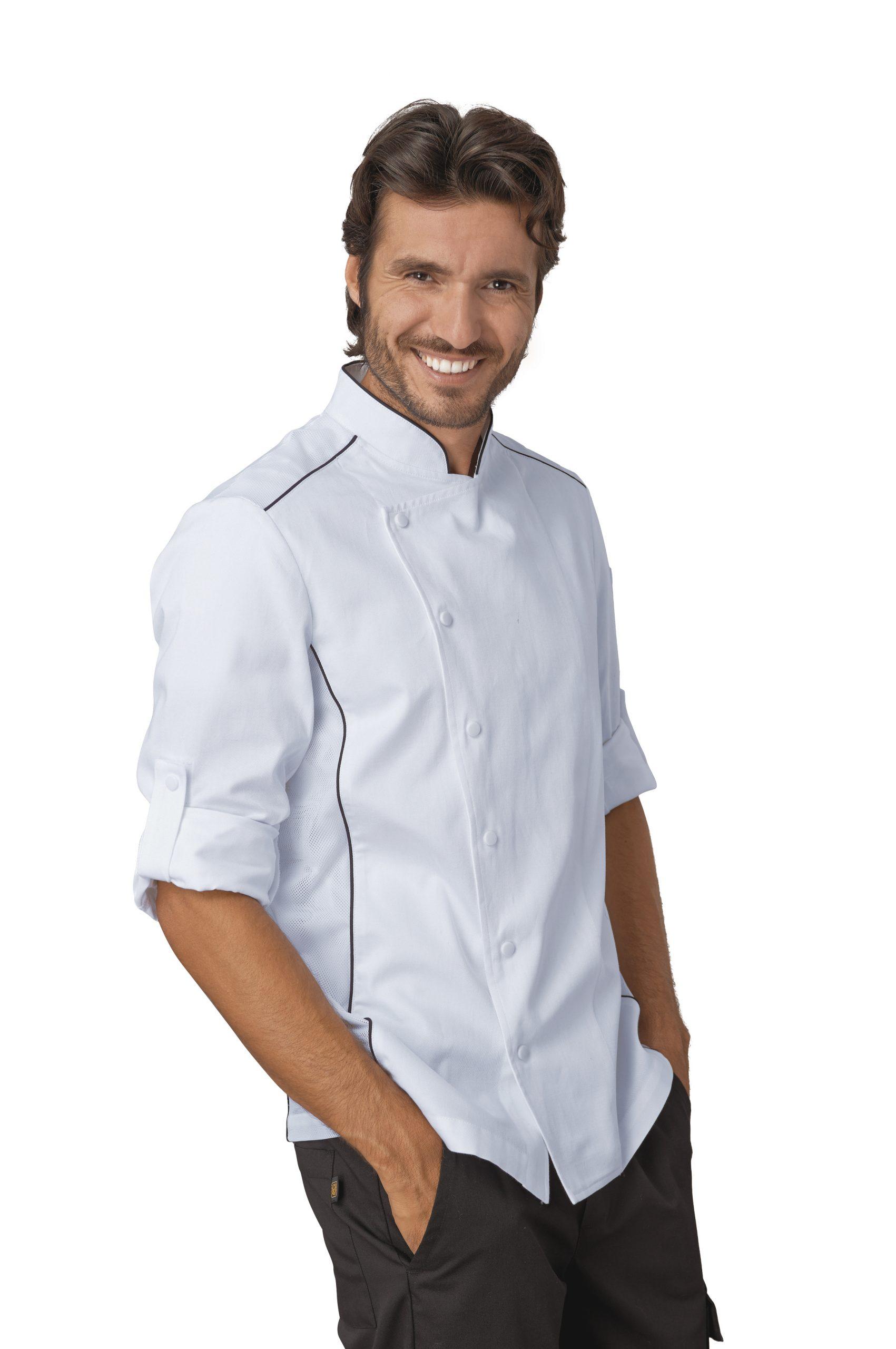 Alex, Giacca chef
