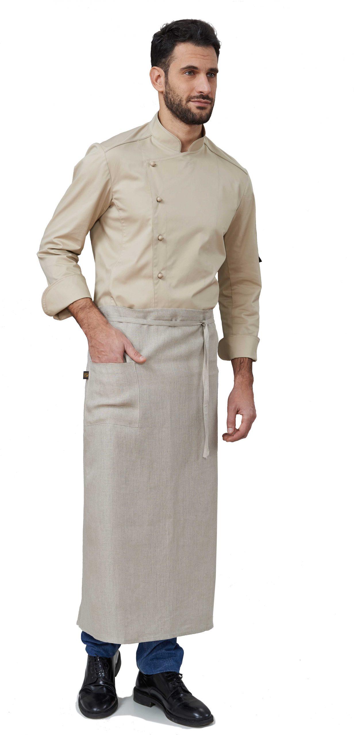 Gabriel, Giacca chef
