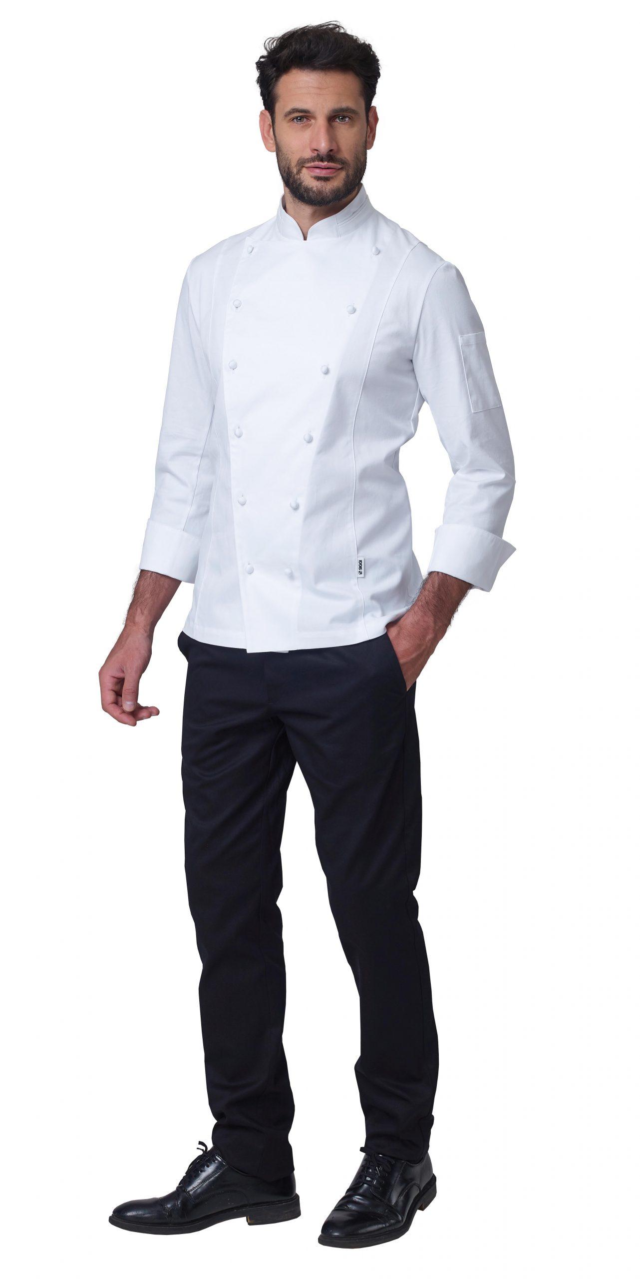 Achille, Giacca chef